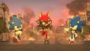 Стала відома дата виходу Sonic Forces