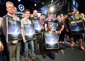 Призери gamescom award 2017