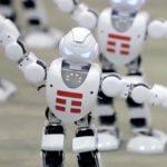 Більше тисячі роботів поставили новий світовий рекорд синхронного танцю