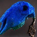 Джерард Гір: скульптура з кісток тварин