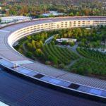 Центр для відвідувачів Apple Park готовий прийняти гостей