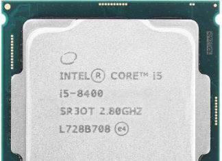 Intel Core i5-8400 – кращий процесор сімейства Coffee Lake