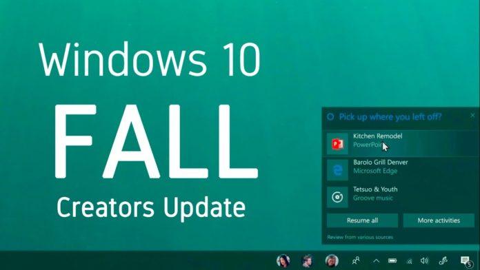 Як у Windows 10 Fall Creators Update запобігти відновлення запущених додатків після вимикання або перезавантаження комп'ютера