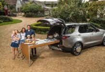 Як приготувати вечерю з допомогою Land Rover Discovery