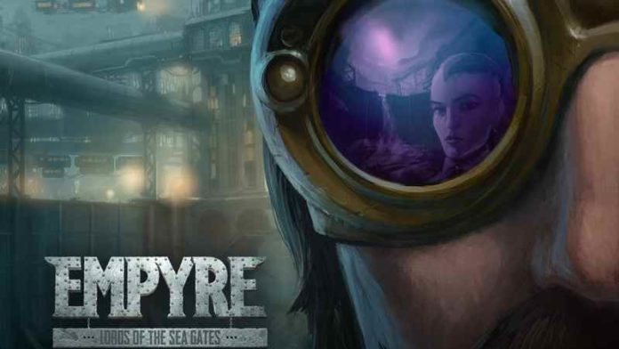 Empyre: Lords of the Sea Gates - огляд гри