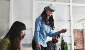 Представлений бюджетний і автономний шолом Oculus Go (фото + відео)