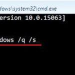 Як видалити папку Windows