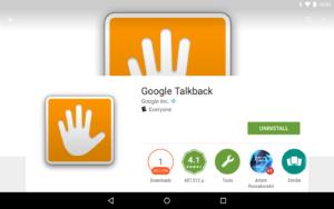 TalkBack: що це за спеціальна програма і як вона працює — керівництво