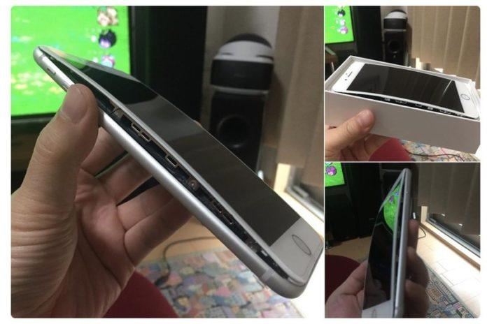 У iPhone 8 спостерігається масове здуття