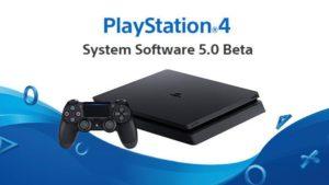 Sony випустила прошивку версії 5.0 для PS4