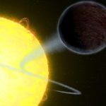 """""""Хаббл"""" показав чорну-чорну екзопланету"""