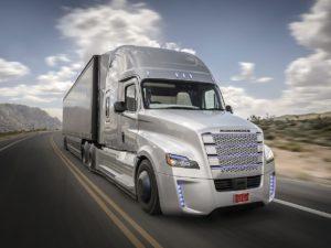 Безпілотні Daimler вантажівки працюють як єдиний організм