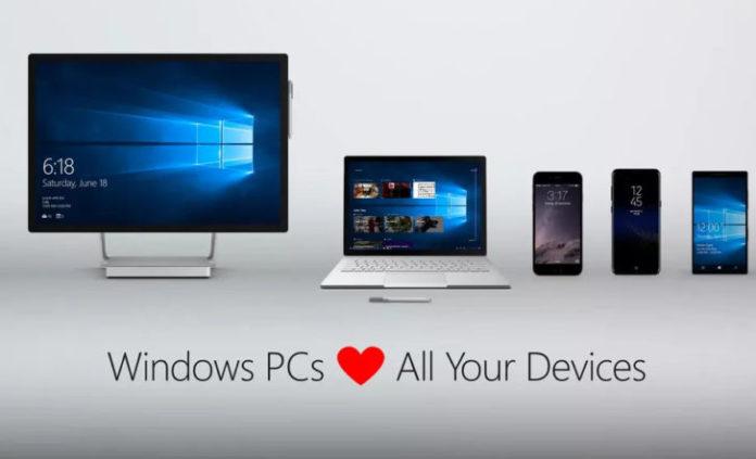 Оптимізація завантаження оновлень Windows 10 Fall Creators Update