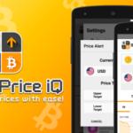 Bitcoin Price IQ — стежити за курсом криптовалют стало простіше