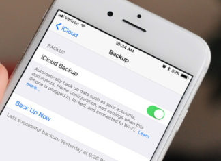 Як зробити резервну копію з Wi-Fi без iCloud