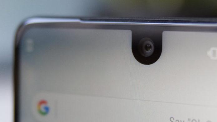 Samsung мріє випустити смартфон з дисплеєм у всю передню панель