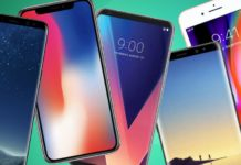 Кращі смартфони 2018 року