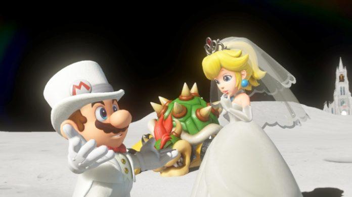Super Mario Odyssey: Огляд гри