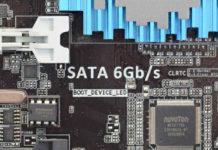 Як визначити, жорсткий диск підключений через SATA II або через SATA III