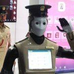 Перший робот-поліцейський приступив до роботи в поліції Дубая
