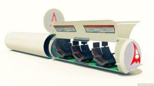 Компанія Hyper Chariot представила гіперзвукову альтернативу Hyperloop