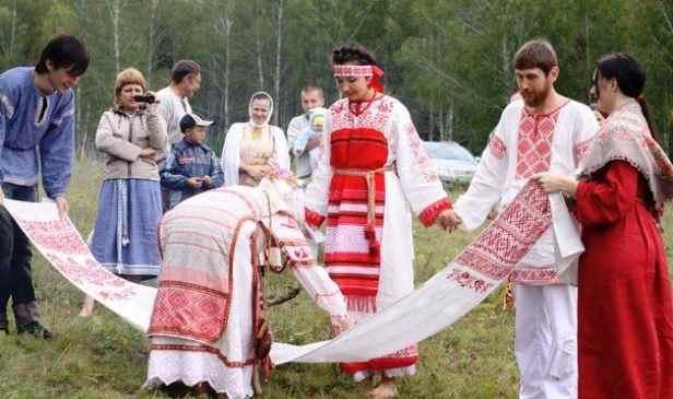 Весілля в Україні – старовинні народні традиції