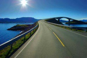 Норвезька Атлантична дорога – найкрасивіший європейський маршрут