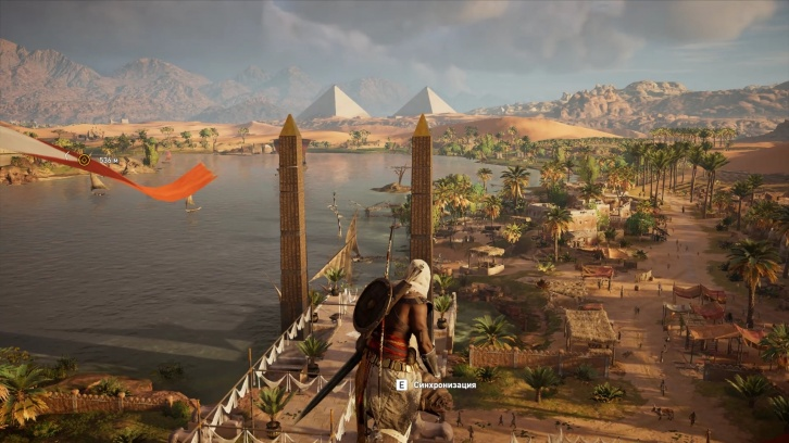Assassin's Creed: Origins огляд гри