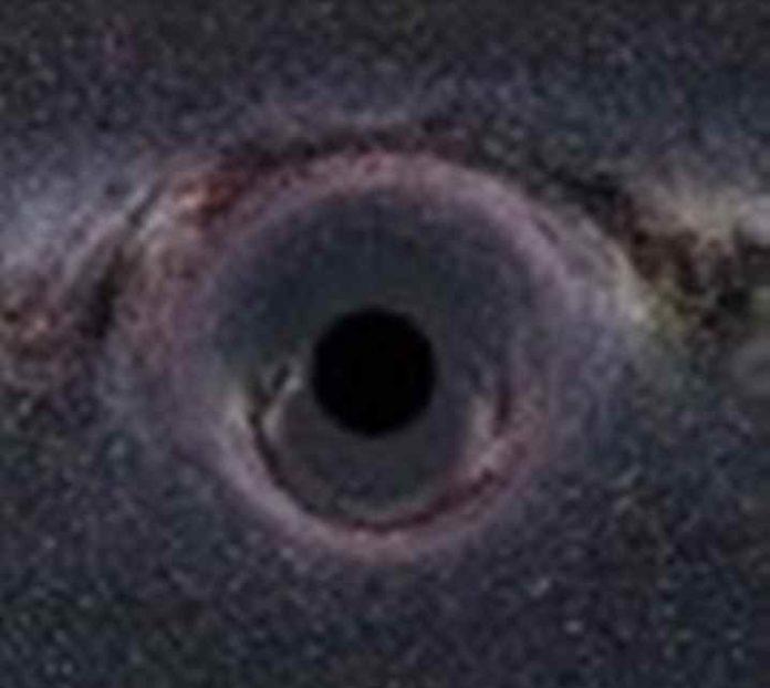 Чорна діра. Двері в минуле