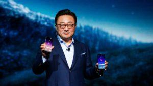 Samsung може запізнитися з релізом Galaxy S9 і S9+