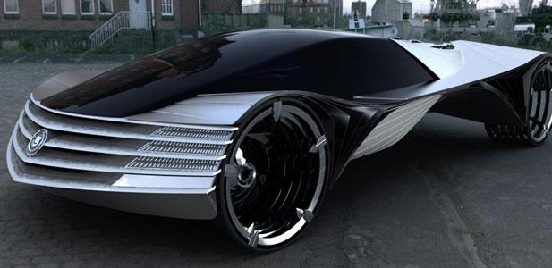 Бачення автомобіля з двигуном Thorium згідно компанії LPS.
