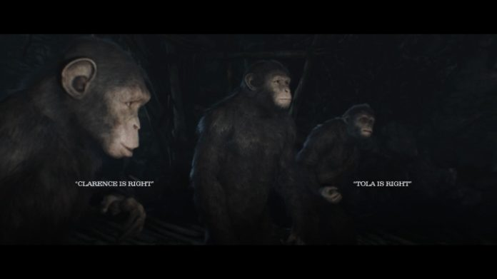 Planet of the Apes: Last Frontier: Огляд