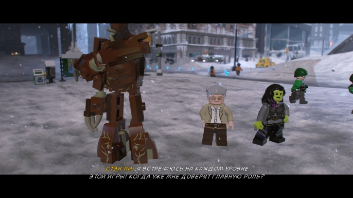 LEGO Marvel Super Heroes 2 огляд гри