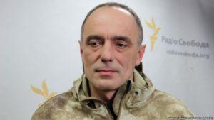 Юрій Касьянов, волонтер, громадський активіст