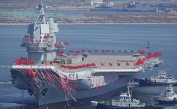Наймогутніши військово-морські держави