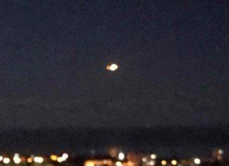 НЛО у Криму 7 вересня