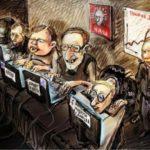 Як кремлівські тролі обманюють британські та американські ЗМІ
