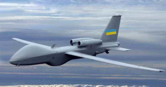 Військові випробували ударний безпілотник «Сокіл»