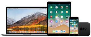 Вийшла шоста бета macOS 10.13.3 і сьомф бети iOS 11.2.5 і tvOS 11.2.5