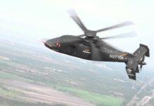 Перспективний вертоліт-розвідник S-97 здійснив жорстку посадку в США