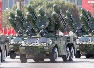 Китай проти Росії