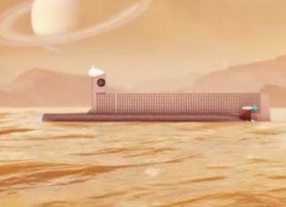 NASA зімітувала інопланетний океан на Землі, щоб випробувати незвичайну субмарину