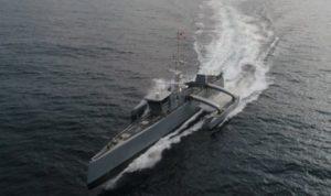 DARPA передає флоту США прототип безпілотного корабля-мисливця за субмаринами