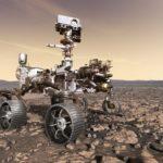 Разом з новим марсоходом в 2020 році на Червону планету полетить її частина що відвалилася