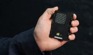 Фізичний гаманець SlimTECH Cryptolite для всіх видів криптовалют