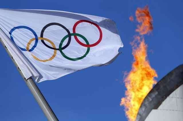 Що означає олімпійський прапор?