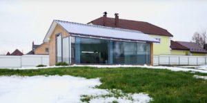Як виглядає український будинок майбутнього (відео)