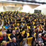 У Києві педагоги охрестили російську мову «рідною» та вирішили за неї боротися
