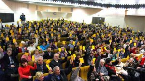У Києві відбувся з'їзд викладачів російської мови і літератури