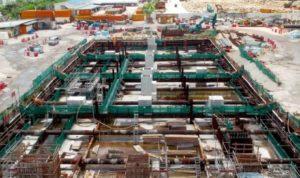 Сінгапур активно закопується під землю